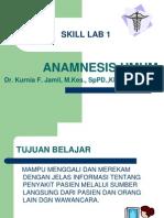 Anamnesis Umum