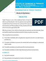 Trade Finance IIBF