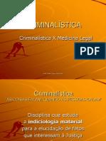 02 - Criminalística
