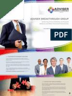 AB Group Brochure A5
