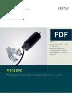 Upgrade M305 EVO Rotor Spinning Leaflet R76 Es 0