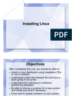 03 Installing Linux