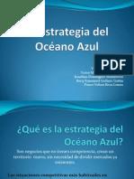 Estrategia Del Oceano Azul