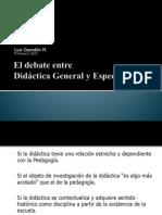 6 Didactica General y Especificas 2010