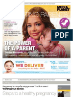 The Power of a Parent - Expecting Parents - March 2013