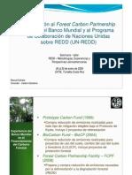 FCPF y UNREDD_Manuel Estrada
