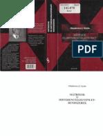 Obádovics J. Gyula - Mátrixok és differenciálegyenlet-rendszerek
