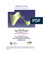 CATIA basic Surface.pdf