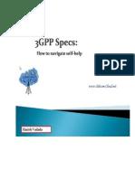 3GPP Self Help