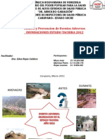 presentacion inundacion tachira 2012