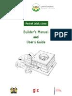 En GIZ Kenya Brick Rocket Stove Builder's Manual 2011