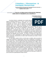 Enfoques Teoricos de La Estimulacion e Intervencion Temprana FRANKLIN MARTINEZ MENDOZA