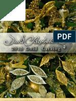 David Christopher's 2013 Gold Catalog