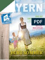 Mein Bayern - Das Urlaubs-Magazin