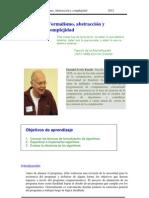 Upg Fcm Guia 1 - Formalismo, Abstraccion y Complejidad