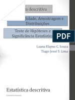Estatística descritiva_Probabilidade_Teste de hipóteses