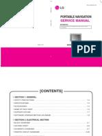 ServiceManuals\LG\GPS\LN500\LN500 Service Manual