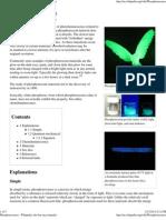 Phosphorescence - Wikipedia, The Free Encyclopedia