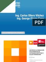 Presentación Carlos Ollero