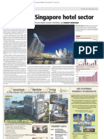 Singapore Hotel Sector