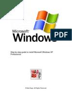 19496404 Windows XP Installation