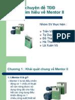 Bài tập powerpoint TĐĐ Mentor II