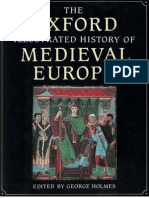 History of Medieval Europe