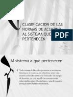 Clasificacion de las normas de acuerdo al sistema al que pertencen.pptx