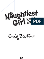 Naughtiest Girl Keeps a Secret - Chapter One