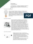 Different s Types de Lamp Es