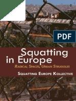 Squatting in Europe