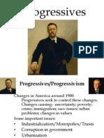 Progressives PPT