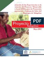 Proyecto Del Yalaguina