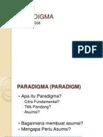 Bt 5 - Paradigma