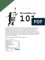 Blackberry Shortcuts