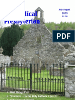 The Evangelical Presbyterian - July-August 2005