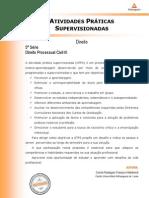 ATPS I - Direito Processual Civil III