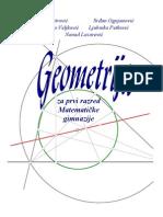 Geometrija Za 1 Razred Matematicke Gimnazije