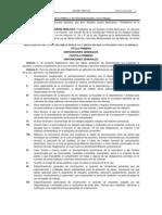 Reglamento Lopsrm Dof 28jul2010