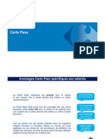 Carte Pass 2013 CE