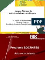 S2. Programa Socrates de Autoconocimiento Para Jovenes MIGUEL de ZUBIRIA