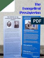 The Evangelical Presbyterian - September-October 2009