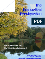 The Evangelical Presbyterian - November-December 2009