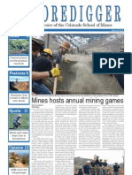 The Oredigger Issue 20 - March 25, 2013