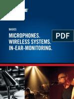 Basics Microphones Wireless