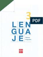 Cuaderno Lenguaje 3°