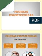 PRUEBAS PSICOTECNICAS