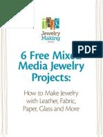 Mixed Media Jewelry Free eBook