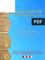 The Lion's Outlook_Sitagu Students' Research Journal_vol-04_2013