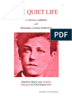 Beyaz_The Quiet Life - A Collection of Photos and Drawings of Arthur Rimbaud